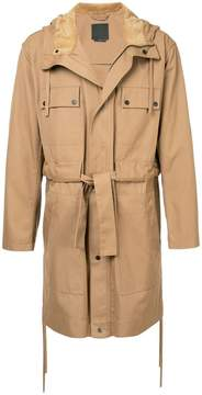 Craig Green belted trench coat