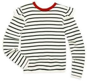 Ralph Lauren Toddler's, Little Girl's& Girl's Striped Sweater