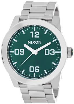 Nixon Men's Corporal Bracelet Watch