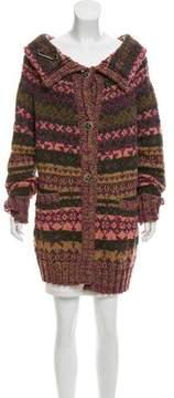 Chanel Paris-Edinburgh Wool Cardigan w/ Tags