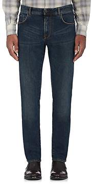 Boglioli Men's Straight Jeans