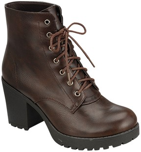 Refresh Club Lace-Up Bootie