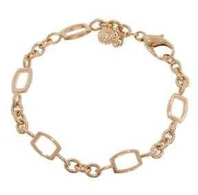 Franck Muller 18K Rose Gold Talisman Chain Link Bracelet