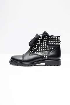 Zadig & Voltaire Joe Low Clous Boots