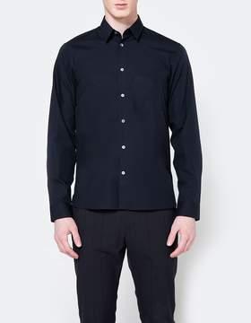 Acne Studios York Pop Shirt in Navy