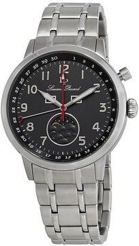 Lucien Piccard Complete Calendar Grey Dial Men's Watch