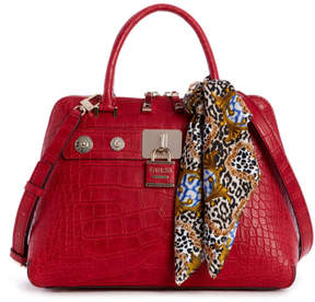 GUESS Anne Marie Dome Satchel