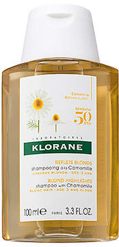 Klorane Travel Shampoo with Chamomile.