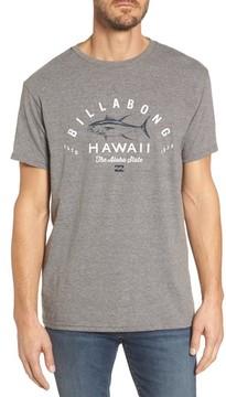 Billabong Men's Tuner Hi Graphic T-Shirt