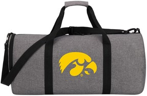 NCAA Iowa Hawkeyes Wingman Duffel Bag by Northwest