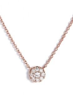 Bony Levy Women's Ella Diamond Pendant Necklace (Nordstrom Exclusive)