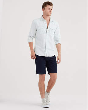 7 For All Mankind Chino Short in Navy Nep