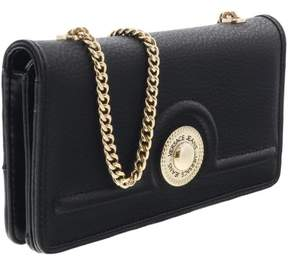 Versace EE3VRBPL2 Black Wallet on Chain