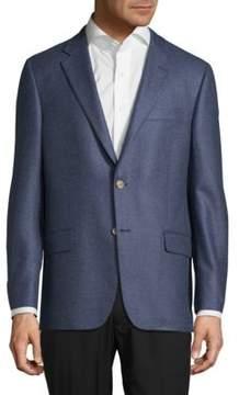 Hickey Freeman Modern Textured Blazer