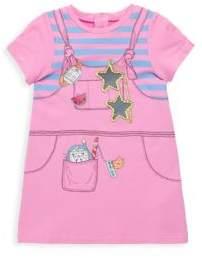 Little Marc Jacobs Baby's& Toddler's Trompe L'Oeil Dress
