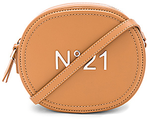 No. 21 Camera Bag in Tan.