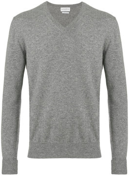 Ballantyne cashmere knitted sweater