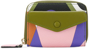 Emilio Pucci zipped coin purse