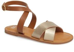 BP Reed Strappy Flat Sandal