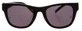 Montblanc Resin Tinted Lens Sunglasses