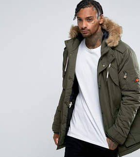 Ellesse Parka In Green