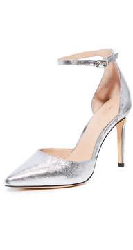 Rachel Zoe Hayworth Ankle Strap Pumps