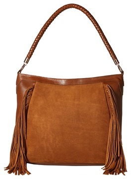 Scully - Brianne Fringe Purse Handbags