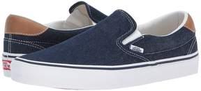 Vans Slip-On 59 Dress Blues/Chipmunk) Skate Shoes