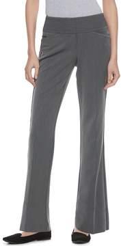 Elle Women's ElleTM Wide-Leg Trouser Pants