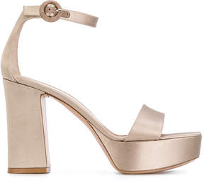 Gianvito Rossi open toed sandals