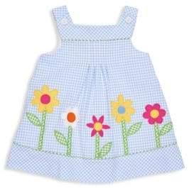 Florence Eiseman Toddler's & Little Girl's Check Seersucker Dress