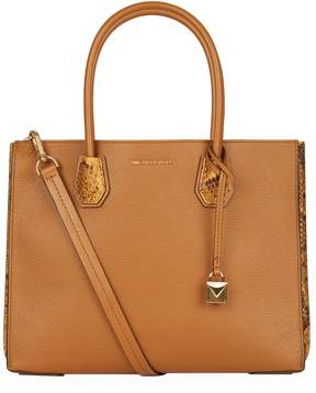 MICHAEL Michael Kors Large Leather Mercer Tote Bag