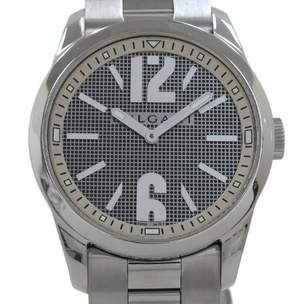 Bulgari Solo Tempo Stainless Steel Quartz 37mm Mens Watch