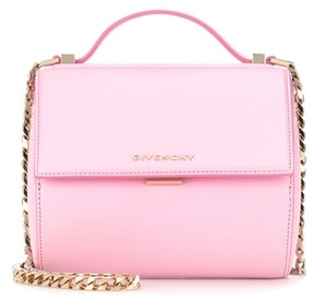 Givenchy Pandora Box Chain leather shoulder bag