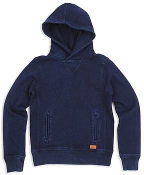 7 For All Mankind Boys' Fleece Hoodie - Big Kid