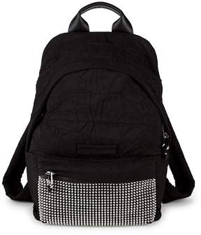 McQ Women's Embellished Logo Backpack