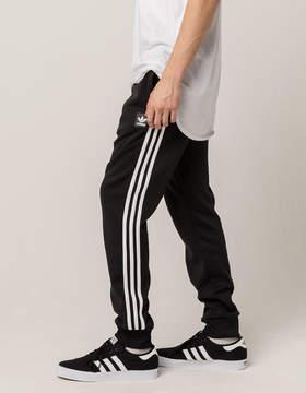 adidas 3 Stripe Blackbird Mens Sweatpants