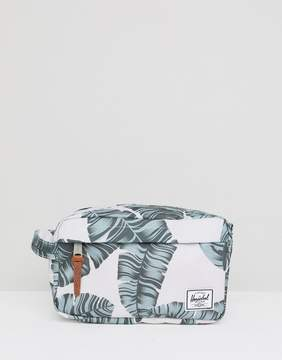 Herschel Chapter Toiletry Bag in Palm Print 5L