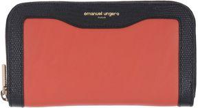 EMANUEL UNGARO Wallets