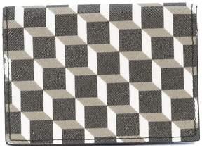 Pierre Hardy cube print wallet