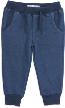 Sovereign Code Indio Drawstring Denim-Style Joggers, Size 4-6x
