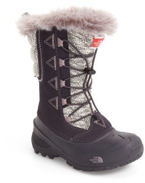 The North Face Girl's Shellista Lace Ii Waterproof Boot