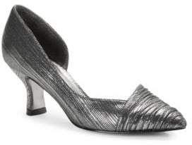 Adrianna Papell Harriet Pleated d Orsay Pumps