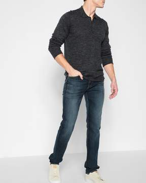 7 For All Mankind AirWeft Denim Slimmy in Riptide