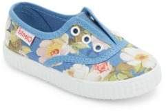 Cienta Baby's, Toddler's & Kid's Floral No Lace Sneakers