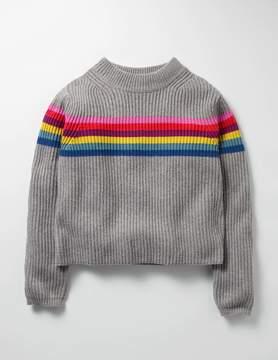 Boden Stripy Boxy Sweater