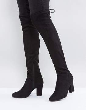 Call it SPRING Culkin Over The Knee Boots