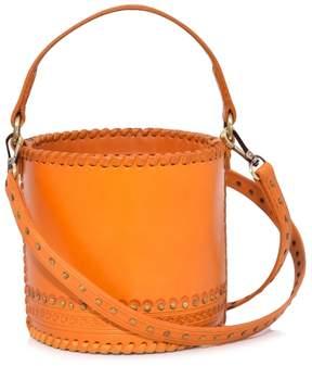 Ulla Johnson Mustard Andra Crossbody Bag