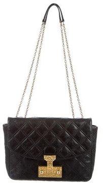 Marc Jacobs Baroque Shoulder Bag - BLACK - STYLE