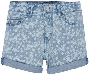 Levi's Baby Girl Summer Love Shorty Shorts